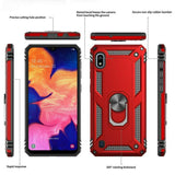 Hybrid Dual Layer Armor Protective Cover For Samsung Galaxy - carolay.co phone case shop