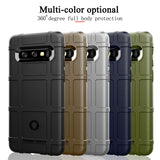 Rugged Shield Case Shockproof for Samsung Galaxy S20/S10