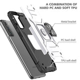 Case Shockproof Magnetic Ring for Samsung Galaxy S21/Ultra/Plus
