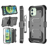 Case with Belt Clip Holster Stand for iPhone 12 Pro/Max