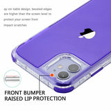 Shockproof Hybrid Bumper Cover for iPhone 12 Pro Max/11 Pro Max