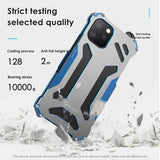 Metal Case Protector Aluminum Series Luxury Shockproof for iPhone