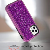 Shockproof Armor Case Luxury Bling Glitter Sparkle Cover Soft Silicon Hybrid For iphone - carolay.co - free shipping