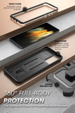 Case Kickstand Shell for Samsung Galaxy S21 Ultra