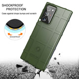Rugged Shield Rubber Protective Case For Samsung Galaxy S21/Note20