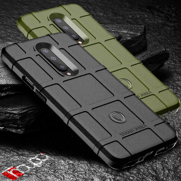 Rugged Shield Silicone Case Armor Protect for Oneplus
