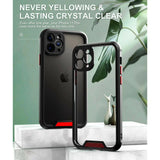 Clear Rubber Shockproof Back Phone Case For iPhone - carolay.co phone case shop