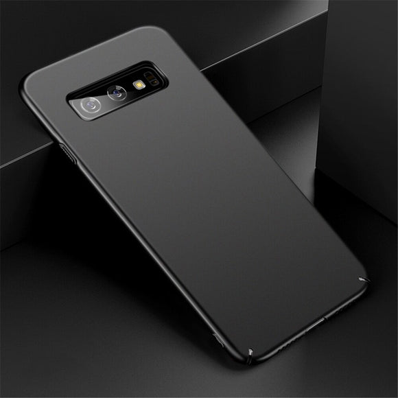 Frosted Hard Back Cover Case For Samsung Galaxy S10 Plus - carolay.co phone case shop