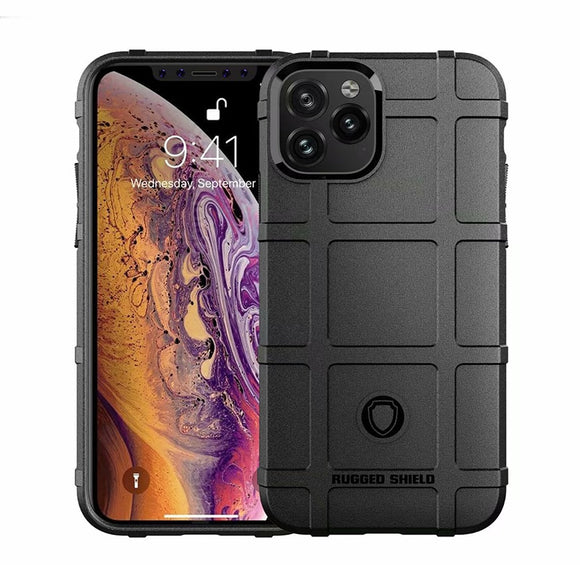 Luxury Armor Case Shockproof Silicone 360 full Cover - carolay.co phone case shop