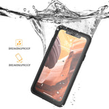 Waterproof IP68 Phone Case For iPhone 11 11 Pro Max - carolay.co phone case shop