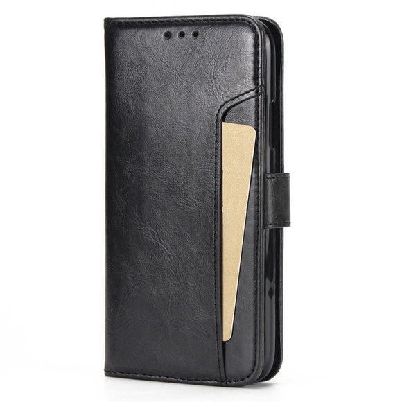 Flip Leather Case for iPhone - carolay.co phone case shop