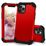 Shockproof Phone Case For iPhone - 3 Layers Hybrid Full Body Protect Anti-Knock Armor - carolay.co phone case shop
