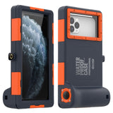 Waterproof Case 15 meters  For iPhone Samsung - carolay.co phone case shop