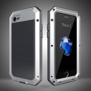 Doom Armor Case Full Protect Aluminum phone Case for Samsung - carolay.co phone case shop