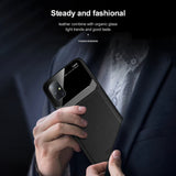 Silicone Mirror Protect Camera Hybrid Case Cover For Samsung - carolay.co phone case shop