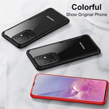 Soft TPU + Hard PC Durable Protective Shockproof Cover Phone Case - carolay.co phone case shop