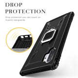 Dual-Layer Reinforced Case with Rotating Magnetic Ring Holder - carolay.co phone case shop