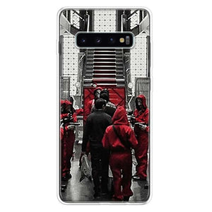 La Casa de papel Money Heist Phone Case for Samsung - carolay.co phone case shop