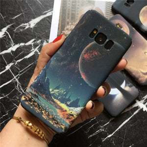 Luminous Case For Samsung Galaxy s7 s8 s9 Plus - carolay.co phone case shop