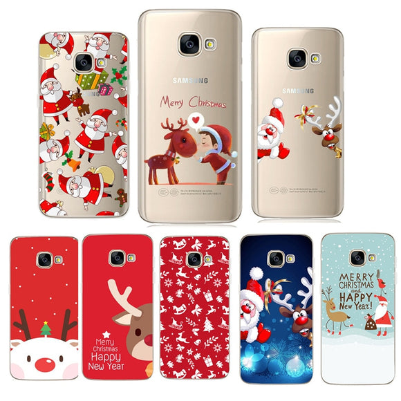 Christmas Case For Samsung S8 S9 - carolay.co phone case shop