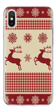 Merry Christmas Cover Case - iPhone 6 6S 8 7 Plus XR X - carolay.co phone case shop