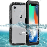 Waterproof phone cases for For iPhone Xs Max/Xr Dustproof Case 360 Degree Protection - carolay.co phone case shop