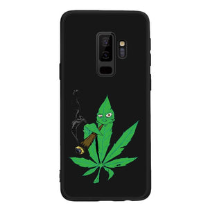 Pattern Phone Case For Samsung Galaxy S9 S10 - carolay-co