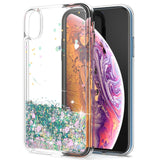 Dynamic Quicksand Liquid Bling  Glitter for iPhone XR - carolay.co phone case shop