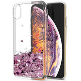 Dynamic Quicksand Liquid Bling  Glitter for iPhone Xs Max - carolay.co phone case shop