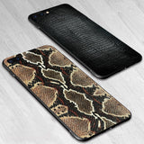 Phone Cases For iPhone 6 6S 7 8 Plus X XS XR XS MAX Snake Skin Zebra Leopard Crocodile - carolay.co phone case shop