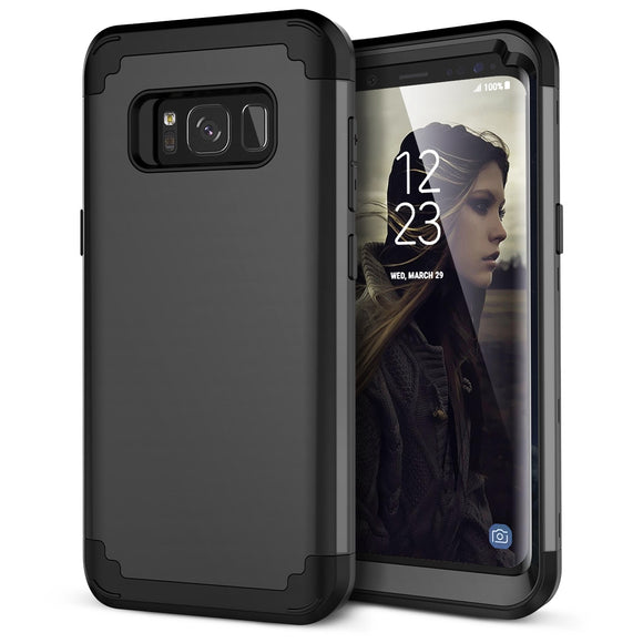 Phone Case For Samsung Galaxy S8 Plus - Durable PC+TPU 3 Layer Hybrid Anti-Knock - carolay.co phone case shop