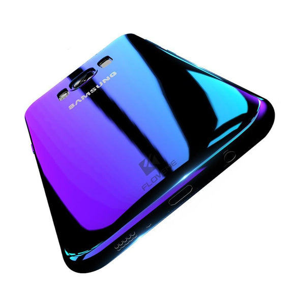 Blue Ray Phone Case For Samsung S8 - carolay.co - free shipping