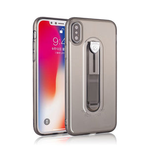 Transparent Phone Case For iPhone X 7 8 6 6S Plus - carolay.co phone case shop