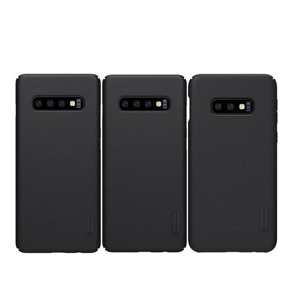 Nillkin Frosted Shield PC Hard Back Case for Samsung Galaxy S10 - carolay-co