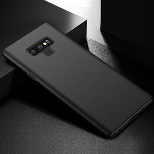 Ultra Thin Matte Case For Samsung Galaxy Note 9 Hard Back - carolay.co phone case shop