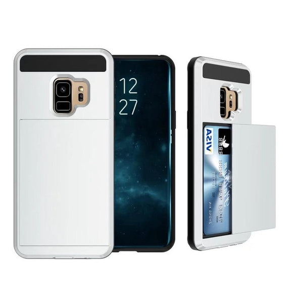 Hybrid Armor Back Cover  For Samsung Galaxy S10 - carolay.co phone case shop