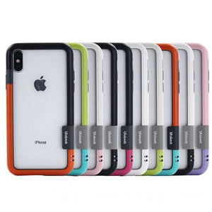 Silicone bumper for iPhone Soft - carolay.co phone case shop