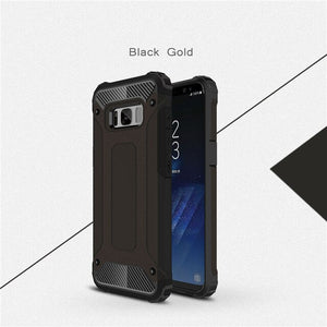 Durable Armor Phone Case For Samsung Galaxy S10 S8 S9 Plus S10e - carolay.co phone case shop