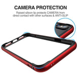 Bumper case for iPhone Hard Slim Thin Protective Bumper - carolay.co phone case shop