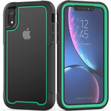 iphone X XR XS Max 6 6S 7 8 Plus Shockproof Hybrid Armor Phone Back Case - carolay.co phone case shop