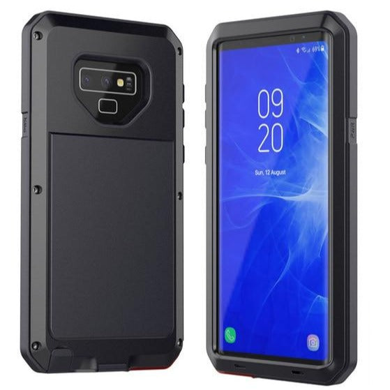 Doom Armor Metal Case Shockproof Cover For Samsung S10 S10Plus - carolay.co phone case shop