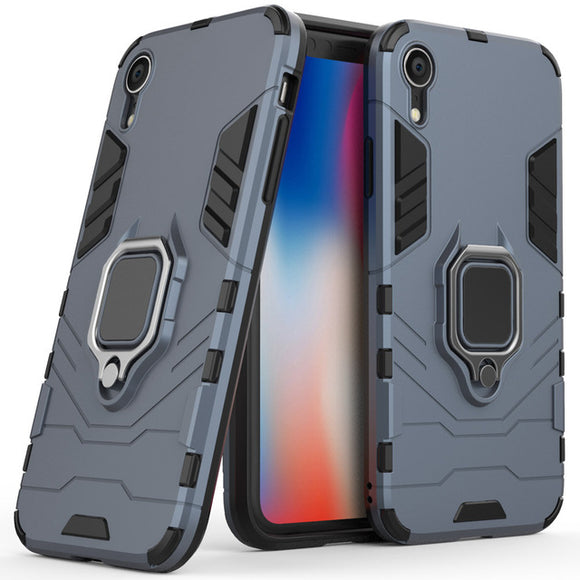 Hard armor case, shockproof holder for iPhone XR 6.1 - carolay.co phone case shop