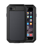 Doom armor Metal Aluminum phone Case for iPhone - carolay.co phone case shop