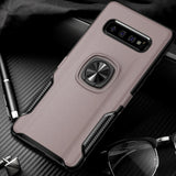 Toraise For Samsung S10 Case Metal Ring  Silicone Case - carolay.co phone case shop