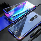 Full Body Cover Case For Oneplus 7 Pro Magnetic Case For One Plus 7 Pro Case - carolay.co phone case shop