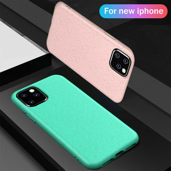 Slim Rubber Case Soft Matte Protective For iPhone 11/Pro/Max - carolay.co phone case shop