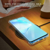 5G Ultra Thin Clear Shockproof Cover Case - carolay.co - free shipping