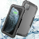 Waterproof Plus Shockproof Case Dirt Proof For iPhone - carolay.co phone case shop