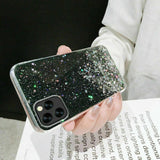 Bling Glitter Girls Case Quicksand Cover For iPhone - carolay.co