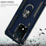 For Samsung Galaxy S20/S20+/S20 Ultra Hybrid Armor Case With Ring Stand Holder - carolay.co phone case shop